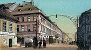 Křižík's lighting in  Prague