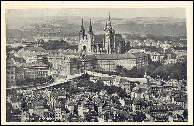Praga, fuente: public domain