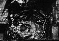 Estado del reloj astronómico tras el Levantamiento de Praga