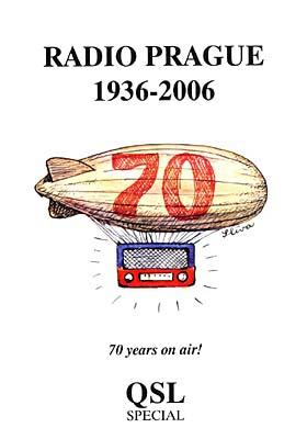 70 Aniversario de Radio Praga