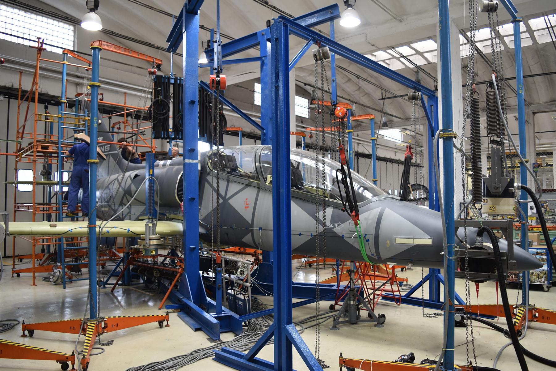 Aero: Next generation plane will help change air force pilot