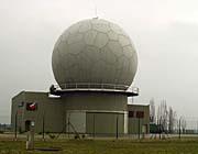 Radar NATO vNepolisích, foto: Autor