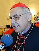 Prager Erzbischof Miloslav Vlk