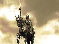 Статуя св. Вацлава, Фото: Кристина Макова, «Чешское Радио – Радио Прага»