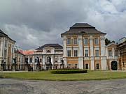 Schloss Duchcov (Foto: Autorin)