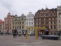 Pilsen (Foto: Archiv des Tschechischen Rundfunks - Radio Prag)