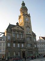 Neues Rathaus (Foto: Martina Schneibergová)