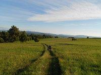 Peregrinando en el suroeste de Bohemia. Foto: Daniel Ordóñez