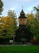 Wallachian church, photo: Rob Cameron