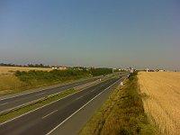 Autobahn D8 (Foto: Archiv Radio Prag)