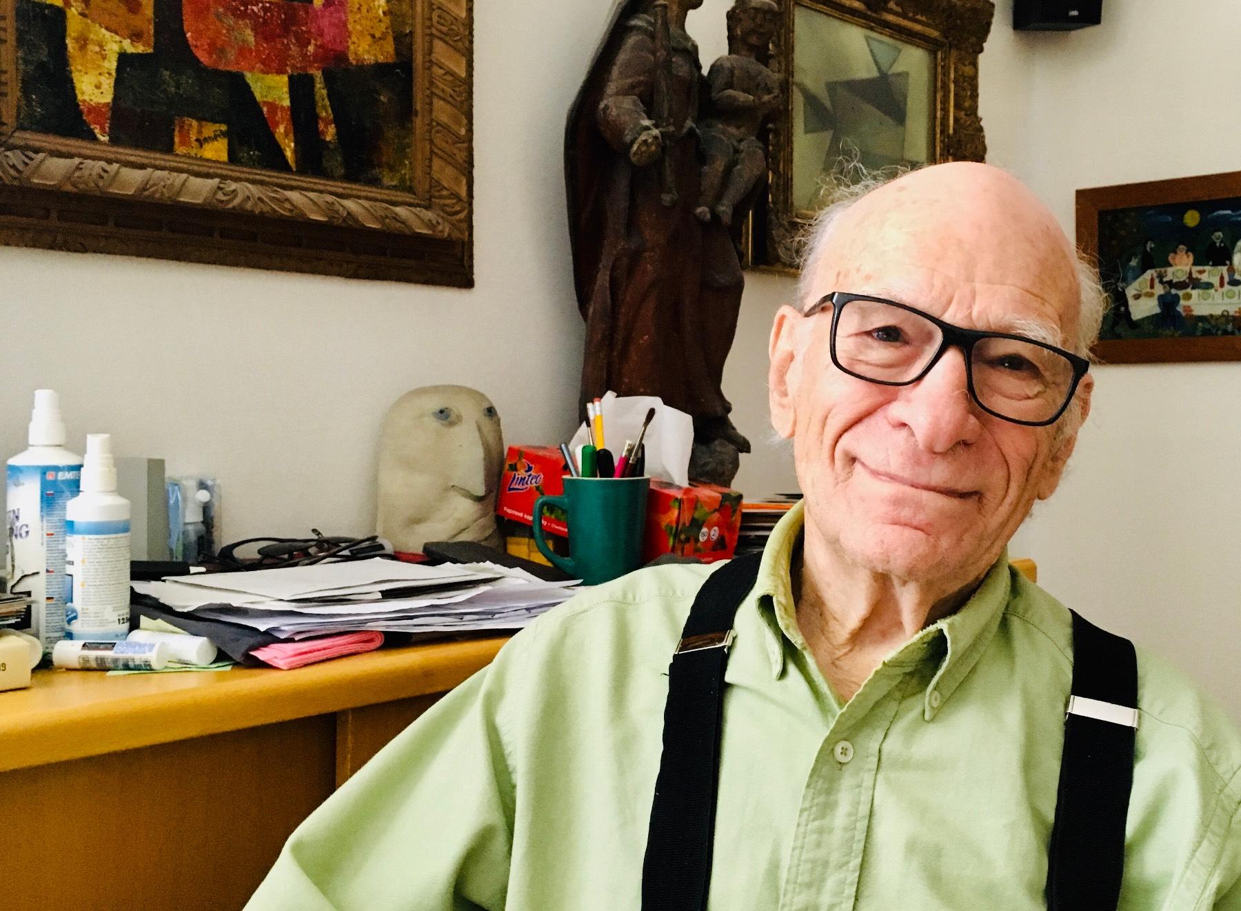 Gene Deitch, Part 1: The Oscar-winning US animator who made Tom and Jerry cartoons in communist Prague | Radio Prague