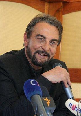 Kabir Bedi, photo: Štěpánka Budková
