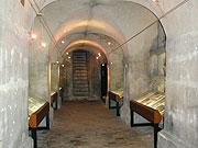 La crypte de l'église Saint-Cyrille et Méthode