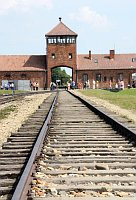 Auschwitz (Foto: Barbora Kmentová)
