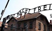 Auschwitz extermination camp, photo: Barbora Kmentová