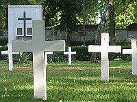 Pomník padlým ahroby čs. legionářu na Olšanském hřbitově vPraze, ČR, foto: Kristýna Maková