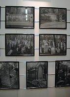 Aus der Ausstellung über die Prager jüdischen Friedhöfe in Žižkov (Foto: Martina Schneibergová)