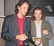 Jiri Barta and Jan Cech