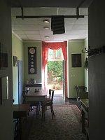 Back room at Kafe v kufru, photo: Ian Willoughby