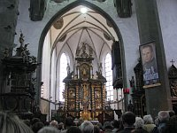 Jakobskirche in Prachatice (Foto: Autorin)