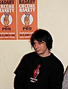 David Černý, foto: archivo de Radio Praga