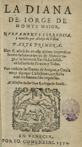 'Los Siete Libros de Diana', foto: free domain