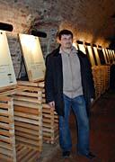Marek Babisz (Foto: Autorin)