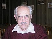 Antonín Stícha, de la 'Asociación Checa de los Luchadores por la Libertad' (foto: autor)