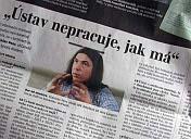 Stanislav Penc, zdroj: Lidové noviny, 7.7.2009