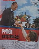 Alexander Dubček, foto: la revista Týden