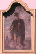 Der heilige Florian (Foto: Roman Casado)