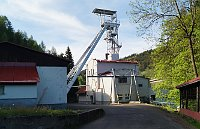 Uranbergwerke in Jáchymov (Foto: Archiv des Tschechischen Rundfunks - Radio Prag)
