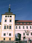 Das Rathaus in Jilove u Prahy  (Foto: Roman Casado)