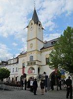 Altes Rathaus in Ostrov (Foto: Martina Schneibergová)