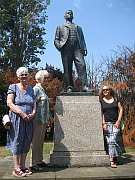 Joan James, Sheila Laws and Mae Vaclavik