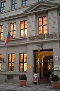 Tschechische Zentrum in Dresden (Foto: Autorin)