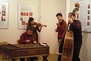 Instrumentalgruppe Slovaczek (Foto: Autorin)