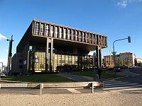 Bundesversammlungsgebäude (Foto: Kristýna Maková, Archiv des Tschechischen Rundfunks - Radio Prag)