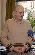 Чешский ученый-индолог Душан Збавител