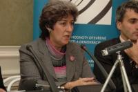 Alena Gajdůšková, photo: Jana Šustová