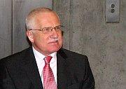 Staatspräsident Václav Klaus