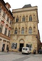 Дом У Каменного колокола, Фото: Барбора Немцова, Чешское радио - Радио Прага