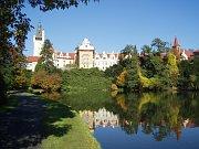 Schloss Průhonice