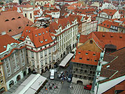 Prague does stay in the mind; it does stay in the memory.