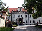 Monasterio de Strahov en Praga