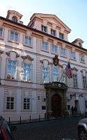 The US Embassy in Prague, photo: Czech Radio - Radio Prague