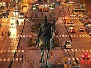 Statue des Hl. Wenzels