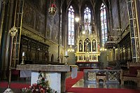 Алтарь собора свв. Петра и Павла, Фото: Кристина Макова, Чешское радио - Радио Прага