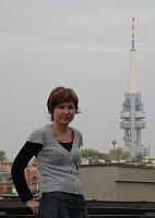 Magdalena Hrozínková, photo: Kristýna Maková