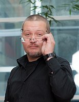 Антон Каймаков (Фото: Халил Баалбаки, Чешское радио)